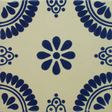 Especial ceramic Decorative Mexican Tile - Madrid
