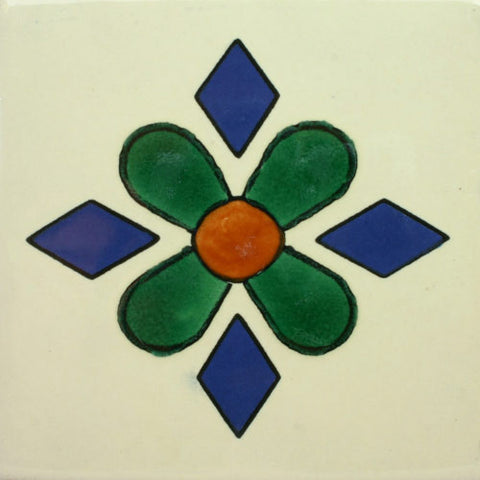 Especial Decorative Ceramic Tile - San Blas