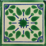 Especial ceramic Decorative Spanish garden Tile