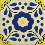 Espcecial ceramic Mexican decorative tile - Hacienda