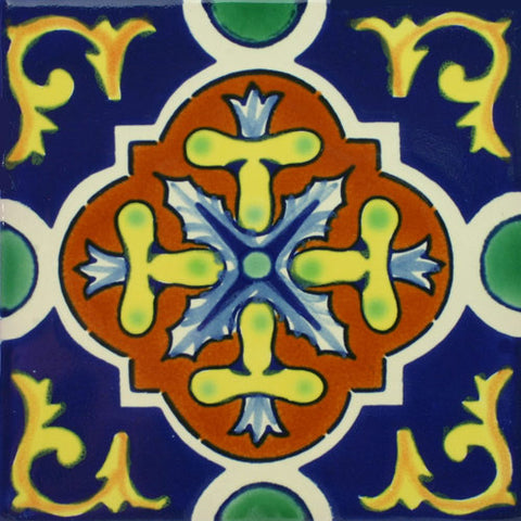 Especial Spanish Decorative Tile - Dolores