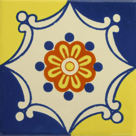 Especial Decorative Mexican Tile - San Miguel