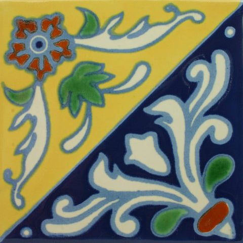 Especial ceramic Decorative Spanish Tile - Romano