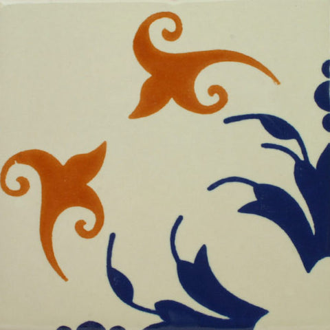 Espcecial ceramic Spanish decorative tile