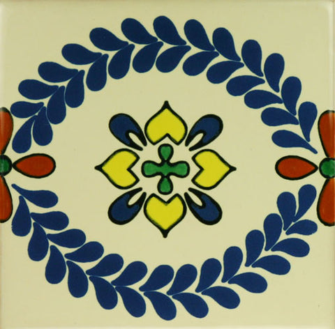 Especial Decorative Tile - Guirnalda