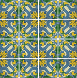 Mexican Tile Designs 20326