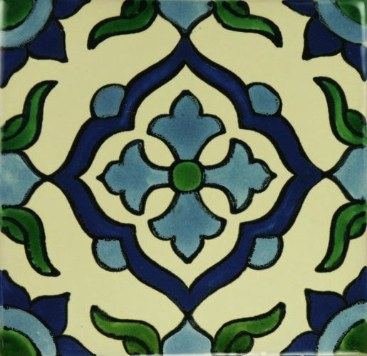 Ceramic Mexican Tile Cruz Azul Mexican Tile Designs