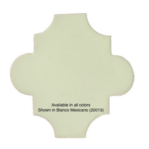Prima Mexican Tile - * Andaluz, Small 4 3/8 x 4 1/4
