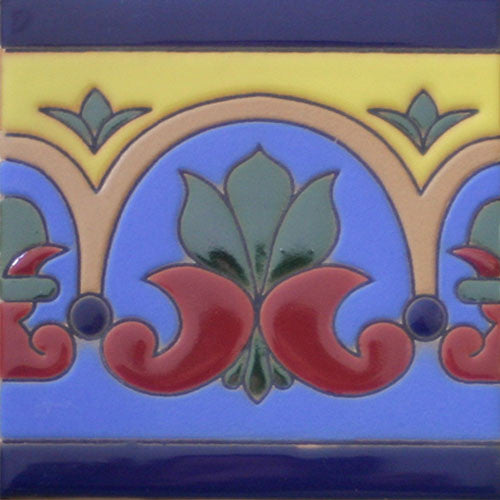Mexican Tile for pools and fountains