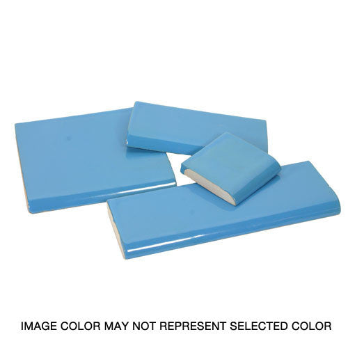 Prima Mexican Tile Surface Bullnose Trim Mexican Tile