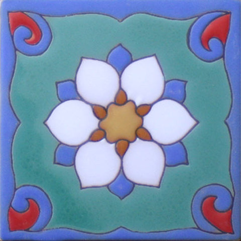 Prima Spanish Tile - Delicado II
