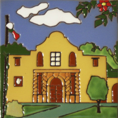 Historic Mission Collection- Mision Alamo