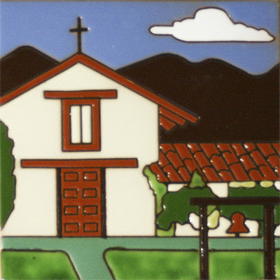Historic Mission Collection - Mision Sonoma