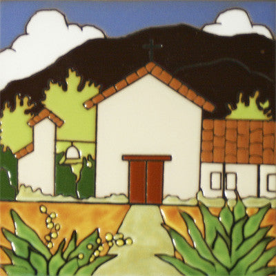 Historic Mission Tile
