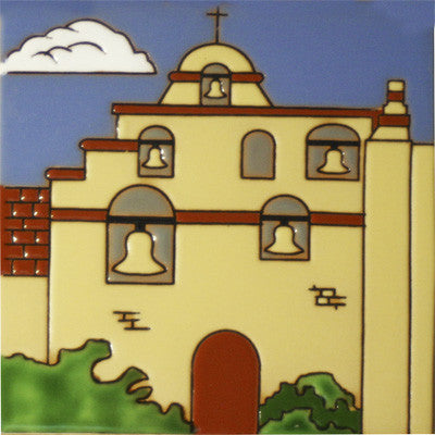 Historic Mission Collection- Mision San Gabriel