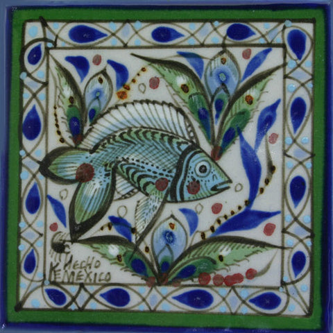Ken Edwards fish tile