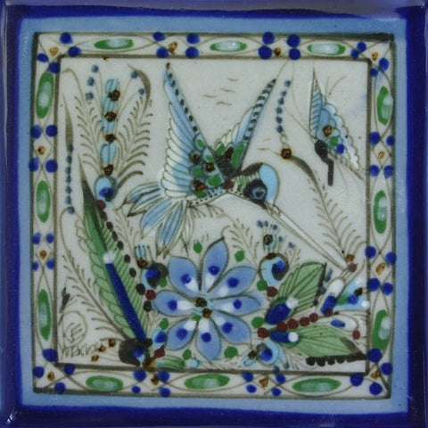 Ken Edwards bird tile