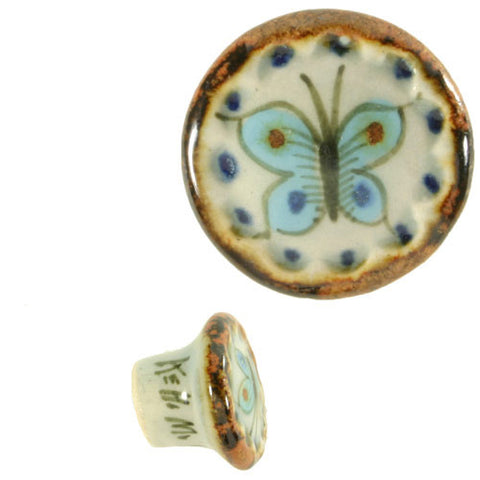 Ken Edwards Butterfly Knob