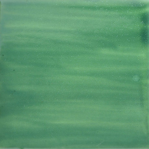 Gorky Gonzalez Mexican green art tile