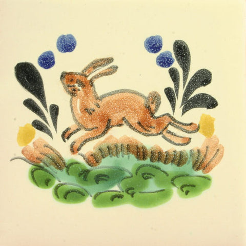 Gorky Gonzales Mexican rabbit tile