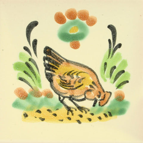 Gorky Gonzales Mexican chicken tile