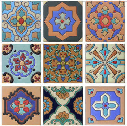 Malibu tile collection