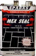 MEX Seal Topical Sealer Finish
