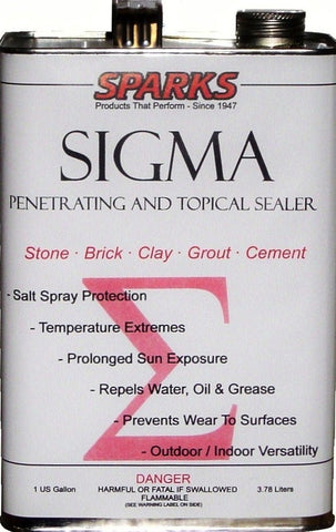 SIGMA Seal Topical Sealer Finish