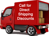Call for direct shipping quote