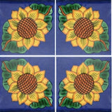 Sunflower tile array