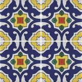 Especial Decorative Tile - Aura Azul