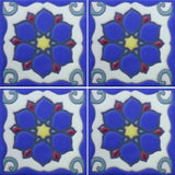 Delicado III Arts and crafts tile