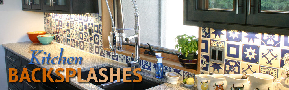 mexican tile, kitchens, backsplashes
