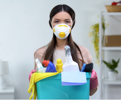 7 Harmful Toxic Chemicals Found In Household Cleaning Products