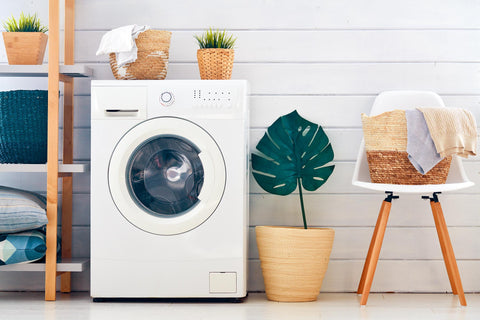 Using All-Natural Laundry Detergents Results In Dirtier Washers