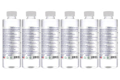 Dishwasher Machine Cleaning and Descaling Solution (6 Pack)
