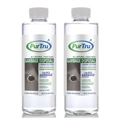 Garbage Disposal Deodorizing and Cleaning Solution (2 Pack)