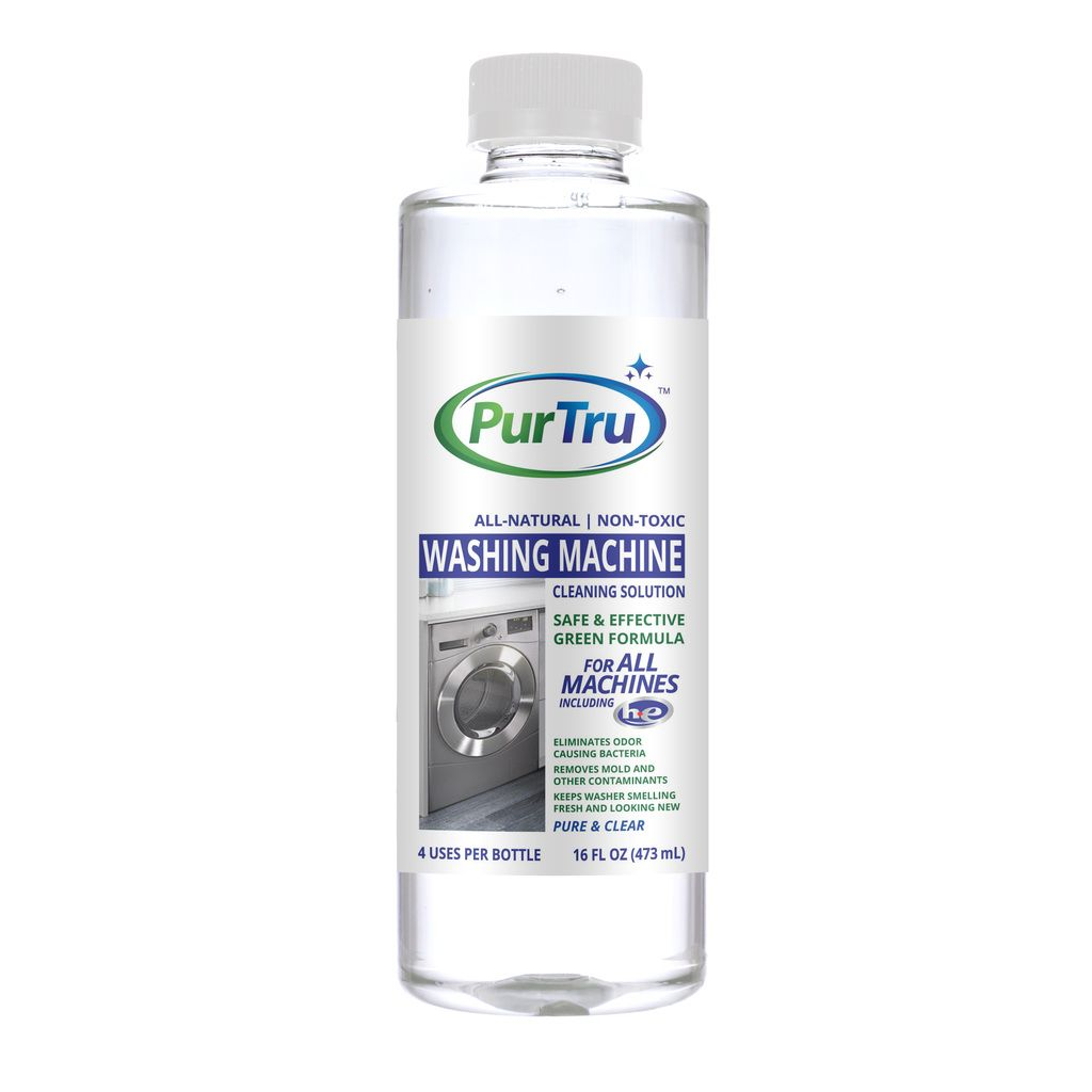 Washing Machine Sanitizing and Cleaning Solution