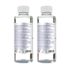 Coffee & Espresso Machine Descaling and Cleaning Solution (8 FL OZ) 2 Pack