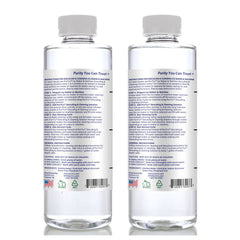 Ice Maker & Machine Cleaning and Descaling Solution (2 Pack)