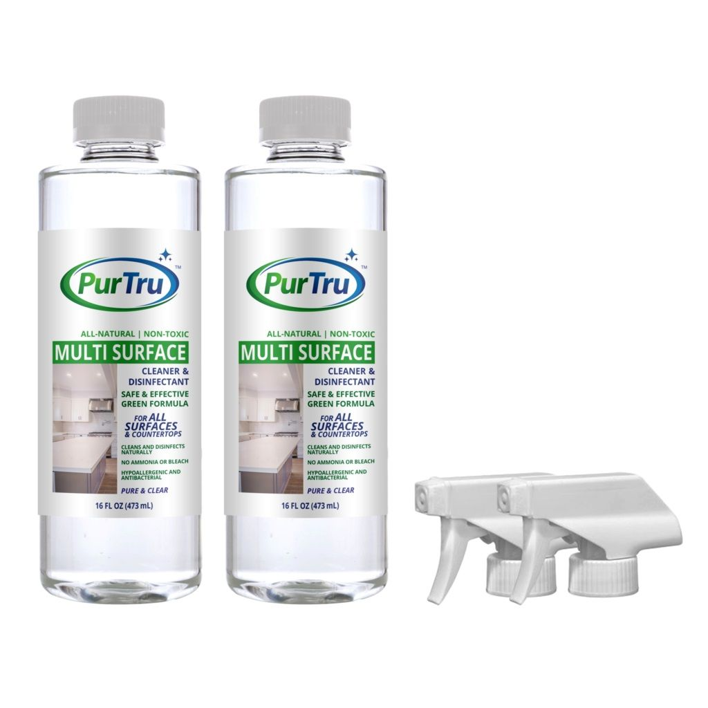 Multi Surface Disinfecting and Cleaning Solution 2 Pack