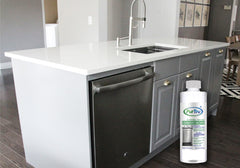 Dishwasher Machine Cleaning Solution
