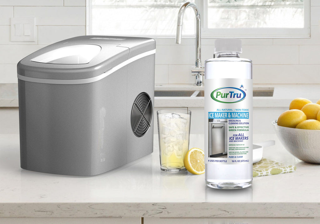 Haushaltsgerate Zubehor Ersatzteile All Natural And Nickel Ice Maker Ice Machine Descaling Cleaning Solution Guguy Org