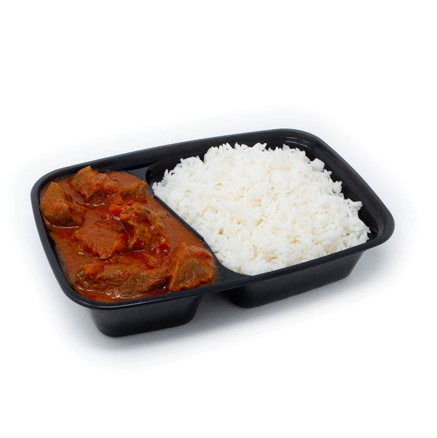 African Beef Stew and rice | $16.99