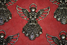 Load image into Gallery viewer, Seven Angel Pendants Beads