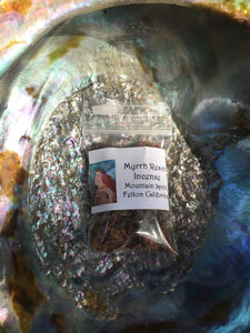 Myrrh Tree Resin Incense for Coal Burning or Cone Making