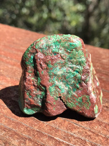 Turquoise Raw Blue Long Arizona Crystal Rock