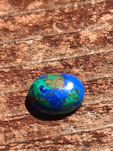 Load image into Gallery viewer, Chrysocolla Cabochon Small Round Stone