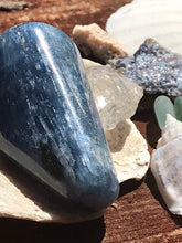 Load image into Gallery viewer, Kyanite Polished Blue Healing Stone