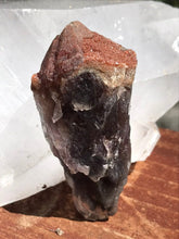 Load image into Gallery viewer, Super 7 Crystal Raw Terminated Point Rare Stone Containing Amethyst, Cacoxenite, Geothite, Quartz, Lepidocrocite, Rutile, and Smokey Quartz.
